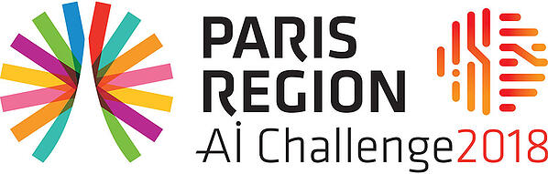 Logo Paris Region AI Challenge 2018
